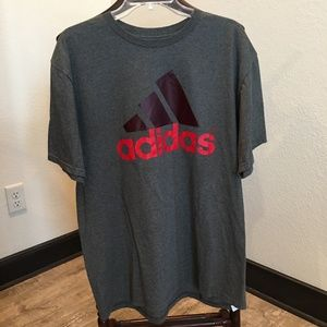 Adidas The Go-To Tee Large Graphic  220